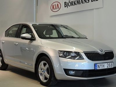 begagnad Skoda Octavia 2.0 TDI DSG Businessline 2014, Sedan 119 000 kr
