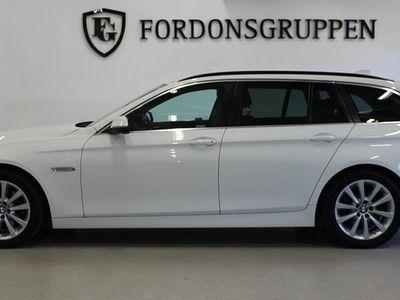 begagnad BMW 520 d xDrive Touring Euro 6 Nyservad