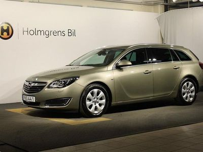 begagnad Opel Insignia Kombi 2.0 CDTI ECOTEC Business 170 hk