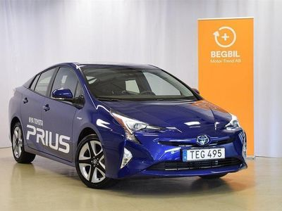 begagnad Toyota Prius 1.8 Hybrid Active Navigation