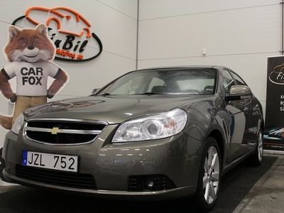 begagnad Chevrolet Epica 2.0 DPF Automat 150hk,OBS 12000 Mil,Toppskick