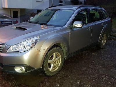 begagnad Subaru Outback 2.0D 4WD Dragk Webasto