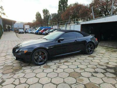 begagnad BMW M6 Cabriolet