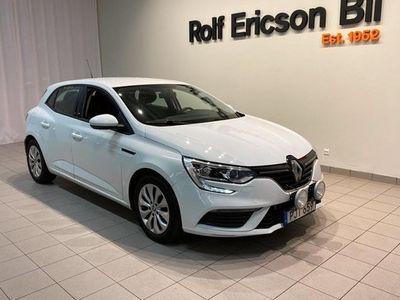 begagnad Renault Mégane Megane1,5 dCi 110 Life FLEET 5-d 2017, Halvkombi 119 500 kr