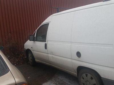 begagnad Citroën Jumpy 2,0 HDI -00