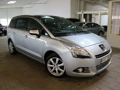używany Peugeot 5008 2,0 HDI Aut 7-Sits Allure MKT.UTR 2012, Kombi 138 000 kr