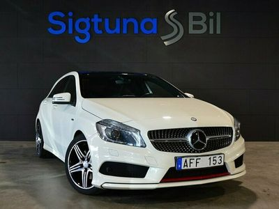 begagnad Mercedes A250 AMG Sport Panorama Motorv