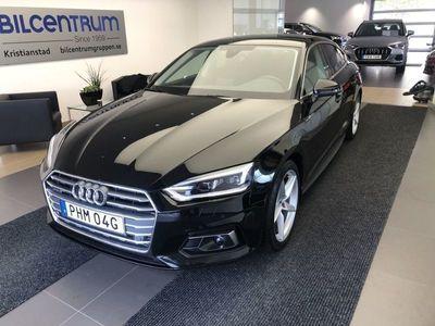 begagnad Audi A5 Sportback SB 2.0 TFSI 245 Q STR SPORT A