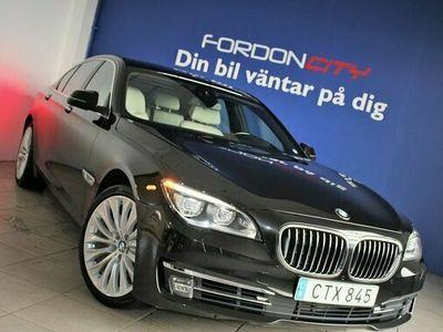 begagnad BMW 730L ActiveHybrid Full-utr Lågmi 2014, Sedan Pris 399 900 kr