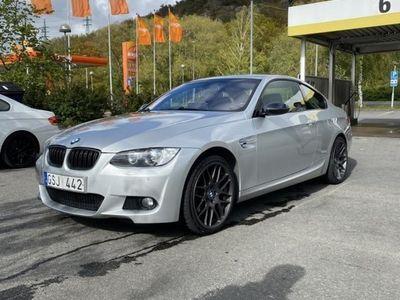 begagnad BMW 330 x d Coupé M Sport, Comfort