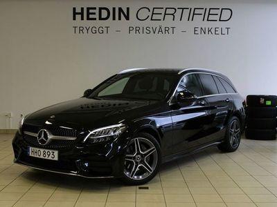 begagnad Mercedes 200 - Benz C - Klassd AMG, Drag, Backkamera,