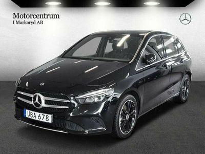 begagnad Mercedes B250 E