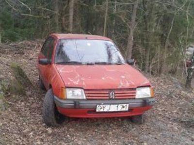 begagnad Peugeot 205 -91