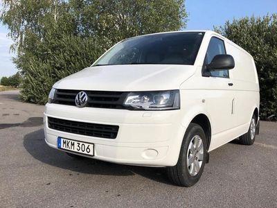 begagnad VW Transporter T5 2.0 Ecofuel