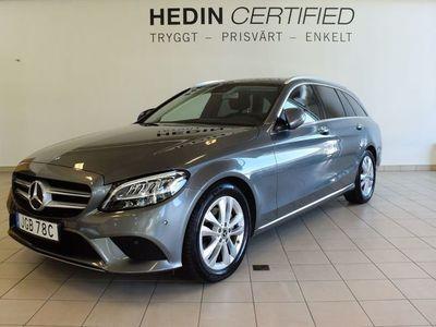 begagnad Mercedes 200 C-KlassAvantgarde Navi, Drag