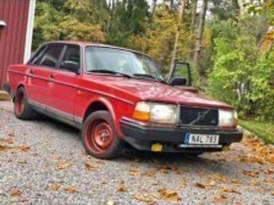 usado Volvo 240 Lågmilad -88
