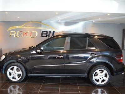 begagnad Mercedes 420 ML BenzCDI 4MATIC Navi Dvd 2007, SUV 89 900 kr