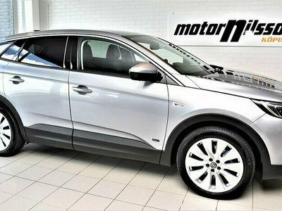begagnad Opel Grandland X Hybrid4 INNOVATION AWD AT8 300hk (370 mil)