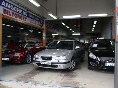 begagnad Hyundai Elantra Sedan 2.0 139hk 0%Ränta