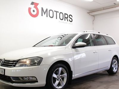 begagnad VW Passat Variant 2.0 TDI BlueMotion -11