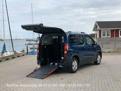 begagnad Peugeot Rifter Lättviktsramp anpassad L1