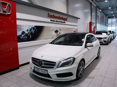 begagnad Mercedes A220 A BenzA CDI AMG SE SPEC 2015, Halvkombi 229 000 kr