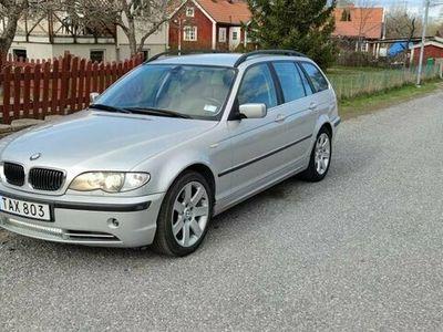 begagnad BMW 330 I TOU
