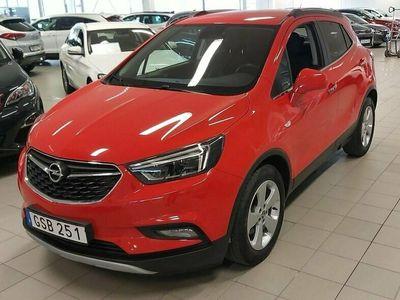 begagnad Opel Mokka X Mokka 1.4 T 2017, SUV Pris 148 800 kr
