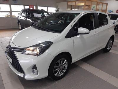 begagnad Toyota Yaris 99hk | 1.33 Dual VVT-i Multidrive S
