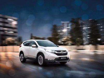 begagnad Honda CR-V 2.0 2WD CVT Comfort Hybrid 184HK