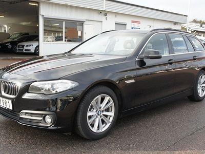 begagnad BMW 520 d Touring Sportstolar 1 Års garanti