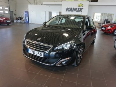 käytetty Peugeot 308 1.2 Aut Allure Navi S&V-Hjul (130hk)