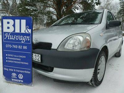 begagnad Toyota Yaris 5D NYSERV/MVG/FINANS/EV INBYTE