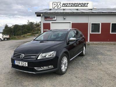 begagnad VW Passat Alltrack 2.0 TDI BlueMotion 4Motion DSG Premium 177hk