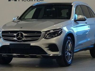 usata Mercedes GLC220 220 D 4MATIC AMG Panorama Navigation