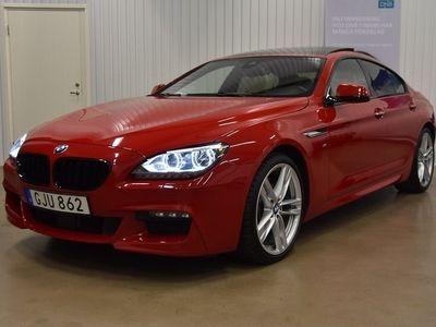 begagnad BMW 650 i xDrive Gran Coupé M-Sport 450hk