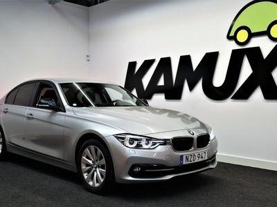 begagnad BMW 340 i xDrive Sedan Sport S&V-Hjul (326hk)