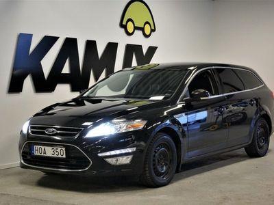 begagnad Ford Mondeo 2.2 TDCi | Kombi | 200hk | Helskinn | El stolar | Eluppvärmd vindruta