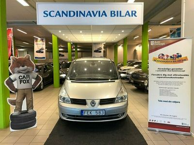 begagnad Renault Grand Espace 2.0T Auto Privilege 7-sits GPS