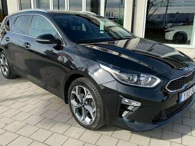 begagnad Kia cee'd Cee´dSportswagon 1.0 T-GDI 2019, Halvkombi Pris 184 000 kr