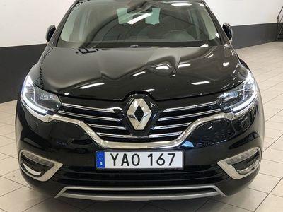 begagnad Renault Espace 1,6 dCi (160hk) PANORAMA / 7 - SITS / NAVI