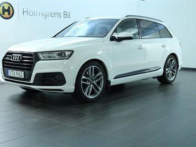 begagnad Audi Q7 Quattro 3.0 TDI Diesel S-Line