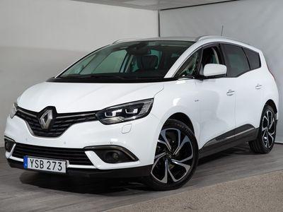 begagnad Renault Grand Scénic 1,6 dCi 160 BOSE EDC
