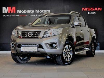 begagnad Nissan Navara Dubbelhytt 2.3 dCi Double Cab Tekna   Fynd