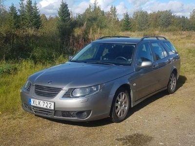 begagnad Saab 9-5 Vector Sportcombi