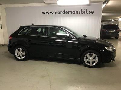 begagnad Audi A3 Sportback 1.0 TFSI 115HK