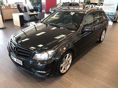 begagnad Mercedes C220 T CDI 7G-Tronic Plus AMG Sport 170hk