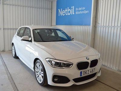 begagnad BMW 120 d M-Sport 190hk LED Strålkastare