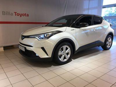 usata Toyota C-HR 1,8 Hybrid X-Edition JBL Teknikpaket Skinn Bi-Tone GPS 2018, SUV 289 900 kr