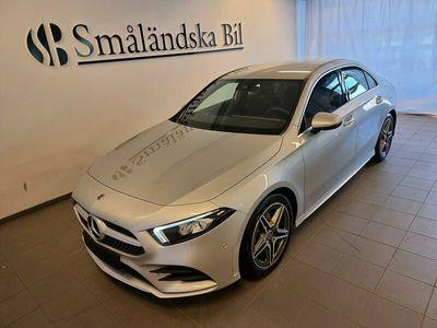 begagnad Mercedes A200 Sedan 7G-DCT Euro 6 163hk
